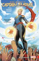 The Mighty Captain Marvel. Alien Nation by Stohl, Margaret © 2017 (Added: 2/13/19)