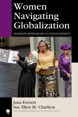 cover art for Women Navigating Globalization
