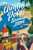 Cover art for Auntie Poldi and the Sicilian Lions