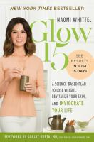 Cover art for Glow 15