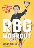Cover art for The RBG Workout
