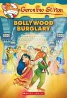 Cover art for And The Bollywood Burglary