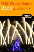 Fodor's Walt Disney World : [with Universal, Seaworld And The Best Of Central Florida] by Eisenberg, Paul © 2000 (Added: 1/14/15)