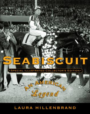 cover of Seabiscuit: An American Legend