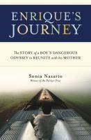 Cover art for Enrique's Journey