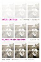 Cover art for True Crimes