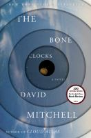 Book cover: The Bone Clocks by David Mitchell