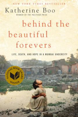 Cover image for Behind the beautiful forevers 