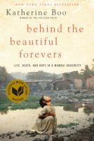 Cover art for Behind the Beautiful Forevers