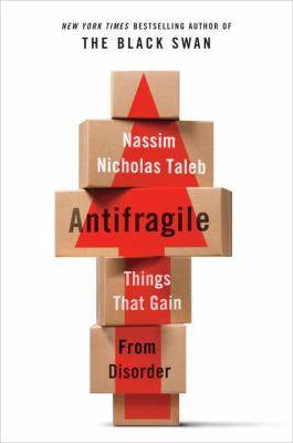Cover image for Antifragile 
