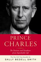 Cover art for Prince Charles