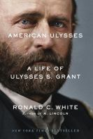 Cover art for American Ulysses