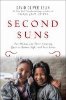 Cover art for Second Suns
