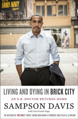 Cover image for Living and dying in Brick City