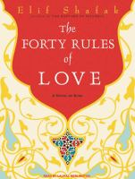 Cover art for The Forty Rules of Love