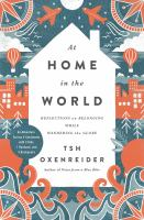 Cover art for At Home in the World