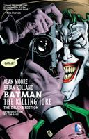 Cover art for Batman: The Killing Joke