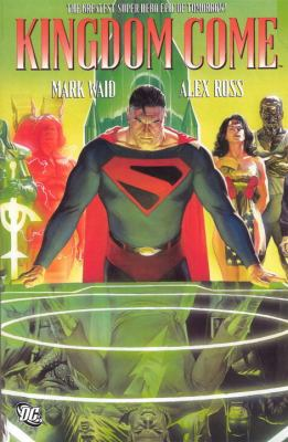 Cover image for Kingdom come