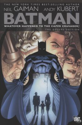 Batman. with other tales of the Dark Knight / Whatever happened to the Caped Crusader? :