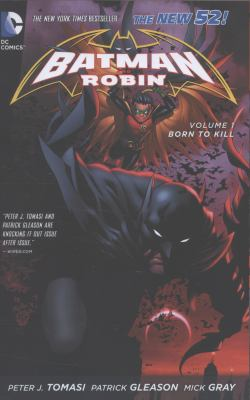 Cover image for Batman and Robin