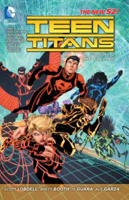 Cover image for Teen Titans