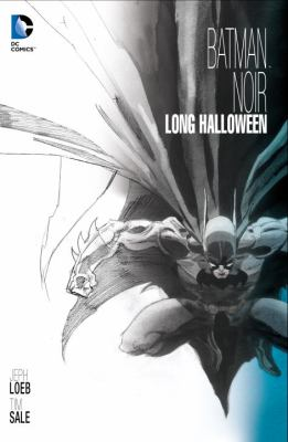 cover of Batman Noir: The Long Halloween