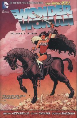 cover of Wonder Woman: The New 52