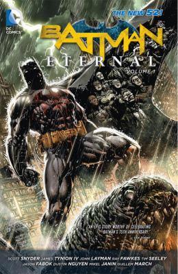 cover of Batman: Eternal