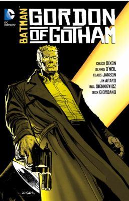 cover of Batman: Gordon of Gotham