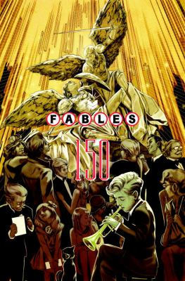 cover of Fables 22: Farewell