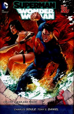 cover of Superman/Wonder Woman 2: War and Peace