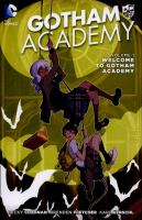 Cover art for Gotham Academy