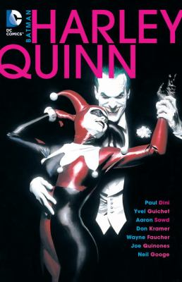 cover of Batman: Harley Quinn