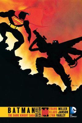cover of Batman: The Dark Knight Saga