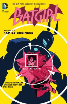 cover of Batgirl 2: Family Business