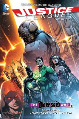 cover of Justice League 7: Darkseid War