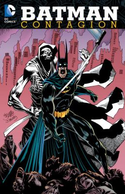 cover of Batman: Legacy / Contagion