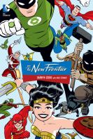 Book cover of DC: The New Frontier