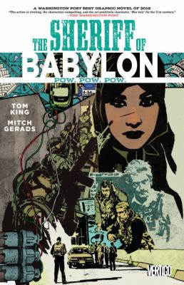 cover of The Sheriff of Babylon 2