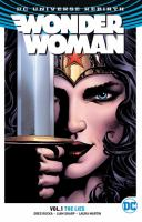 Wonder Woman. Vol. 1, The lies