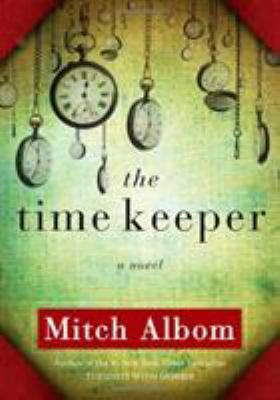 Cover image for The time keeper 