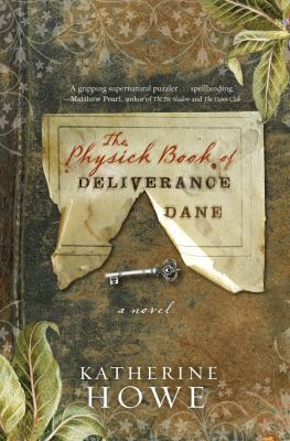 Cover image for The physick book of deliverance dane
