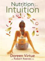 Cover art for Nutrition for Intuition