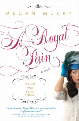 Cover image for A royal pain 