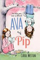 Cover art for Ave and Pip