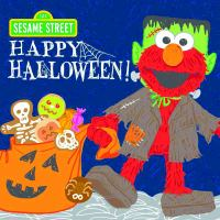 Book cover: Sesame Street: Happy Halloween! by Lillian Jaine