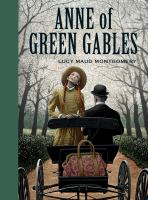 Cover art for Anne of Green Gables