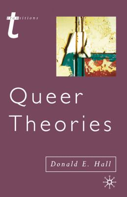 Book jacket for Queer Theories