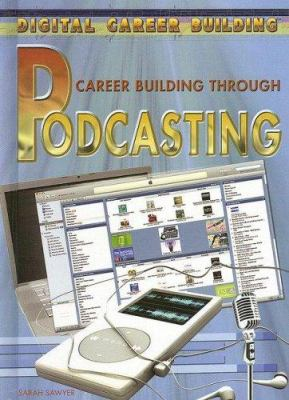 cover photo: Career Building through Podcasting