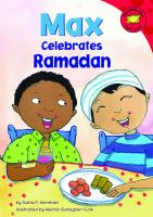 Cover art for Max Celebrates Ramadan